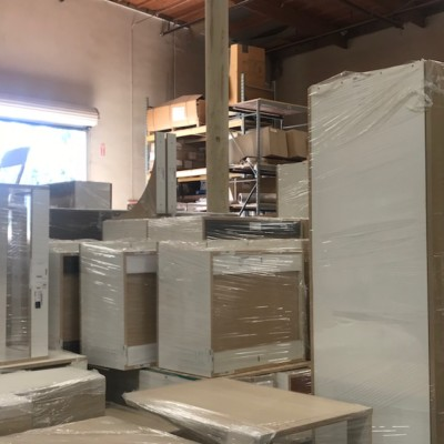 Cabinet boxes at S&H Cabinets